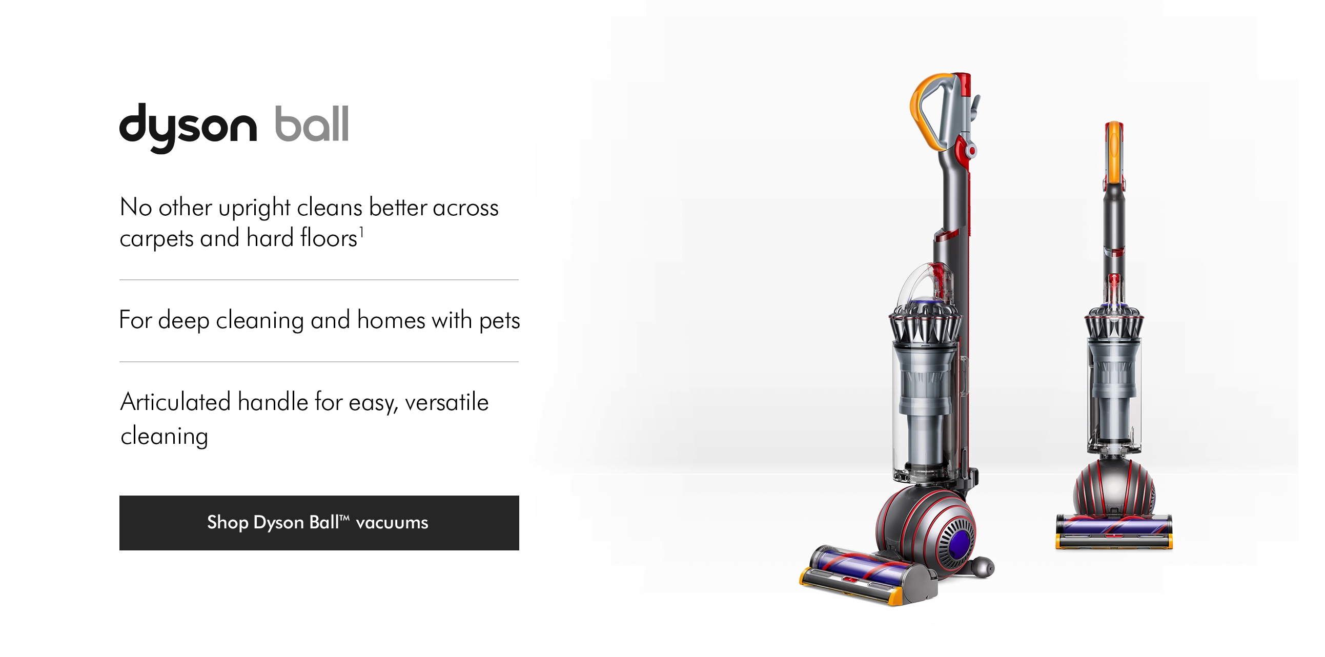 Dyson Ball 2 Upright