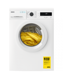 Zanussi ZWF845B4PW 8kg 1400 Spin Washing Machine