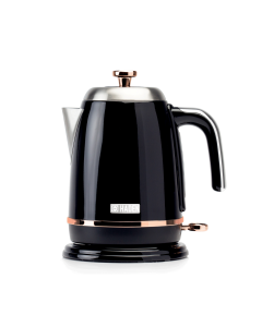 Haden Salcombe Black and Copper Kettle 191137