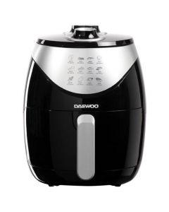 Daewoo SDA1861 4L Air Fryer – Black & Grey