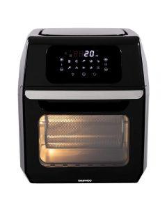 Daewoo SDA1551 12L Rotisserie Air Fryer Oven with Rapid Air Circulation