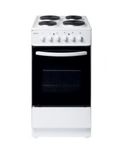Haden HES50W 50cm Single Oven Electric Cooker