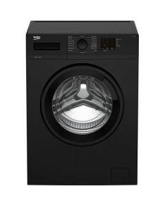 Beko WTK72041B 7kg 1200 Spin Washing Machine in Black