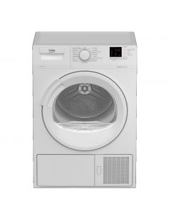Beko DTLP81141W 8kg Heat Pump Tumble Dryer - White