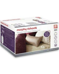 Morphy Richards 620011 Single Washable Fleece Heated Mattress Cover