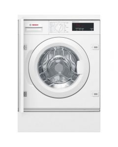 Bosch WIW28300GB Integrated 8kg 1400 Spin Washing Machine