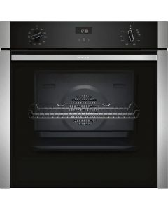 Neff B3ACE4HN0B Slide & Hide Built In Electric Single Oven - Stainless Steel - A Rated Northern Ireland Only Delivery