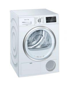 Siemens extraKlasse WT46G491GB 9kg Condenser Tumble Dryer - White