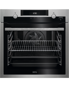AEG BPS55IE20M Built In Electric Single Oven Stainless Steel