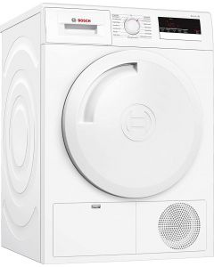 Bosch WTN83201 White Dryer. Available Lunneys Banbridge & Portadown.