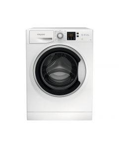 Hotpoint NSWE742UWSUKN 7kg 1400 Spin Washing Machine - White