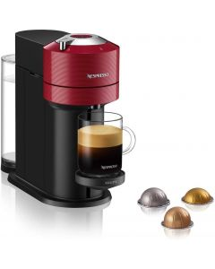 Krups Nespresso Vertuo Next XN910540 Coffee Machin Red